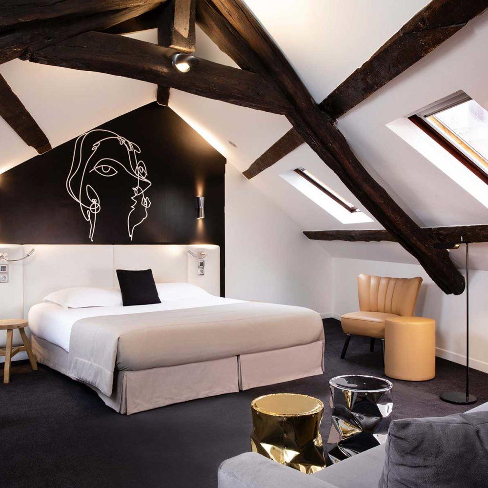 chambre-quadruple-hotel-montparnasse-saint-germain